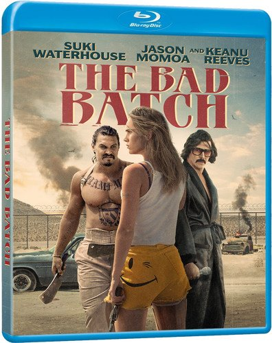 Download The Bad Batch 2016 English Web-DL 480p ESubs