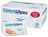 WaterWipes Baby Wipes - Resealable Top, 60 Count (Pack of 9)