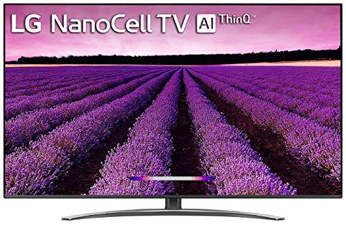 LG 123 cm (49 inches) 4K Ultra HD Smart NanoCell TV 49SM8100PTA (Ceramic Black) (2019 Model) 120