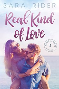 Real Kind of Love (Books & Brews Series Book 1) by [Rider, Sara]
