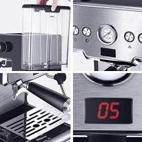ZLASS-Espresso-Machine-15-Bar-Steam-Espresso-Machine-Professional-Coffee-Machine-with-17L-Removable-Water-Tank-and-Pressure-Gauge-Cappuccino-and-Latte-1450W