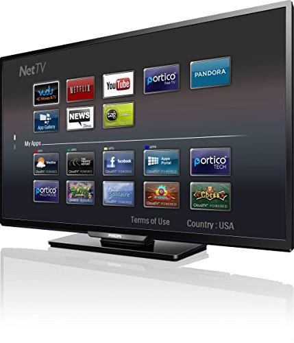Philips 43PFL4609F7 Full HD 1080p LED Smart TV 43 in.