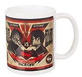 Batman v Superman Poster Mug
