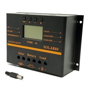 S80 amp Solar Charge controller