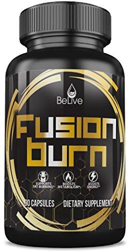 Fusion Burn Garcinia Cambogia Thermogenic Weight Loss