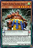 Yu-Gi-Oh! - Yoko-Zuna Sumo Spirit (MP18-EN168) - 2018 Mega-Tin Mega Pack - 1st Edition - Common