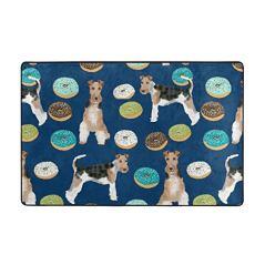 Wire-Fox-Terrier-Area-Rug-Bedroom-Living-Room-Kitchen-Rug-Doormat-Floor-Mat-Standing-Mat-Children-Play-Rug-Carpet-Bathroom-Rug-Mat-Throw-Rugs-Carpet-Yoga-Mat