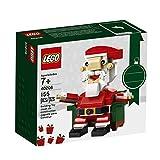 LEGO Holiday Santa 40206 Building Kit (155 Piece)