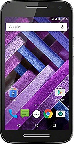 Motorola Moto G3 Turbo Edition XT1557 4G LTE Dual SIM 16GB Factory Unlocked No Warranty Octacore Water Resistant
