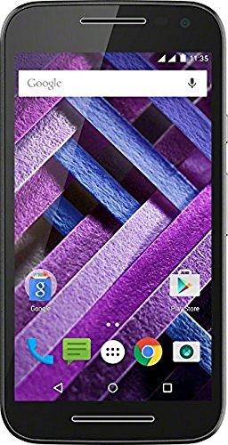 Motorola Moto G3 Turbo Edition XT1557 4G LTE Dual SIM 16GB Factory Unlocked No Warranty Octacore Water Resistant