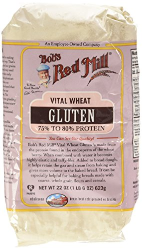 Bob's Red Mill Vital Wheat and Gluten Flour -- 22 oz