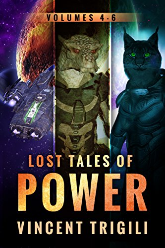 The Lost Tales of Power: Volume 4-6 Image