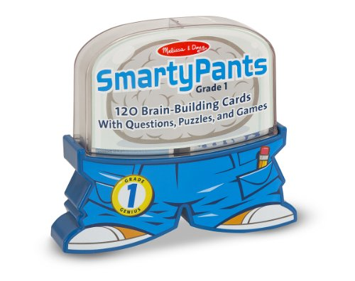 Melissa & Doug Smarty Pants 1st Grade Card Set -