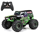 New Bright F/F Monster Jam Grave Digger RC Car (1:15 Scale)