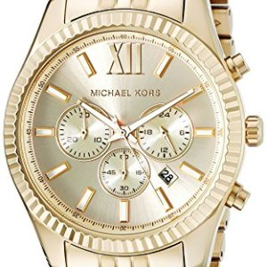 Michael Kors Lexington Men's Chronograph Wrist Watch 26 Fashion Online Shop gifts for her gifts for him womens full figure