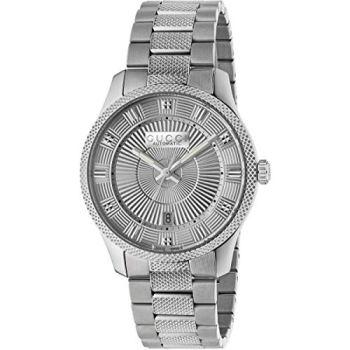 Gucci Eryx Silver Dial Automatic Men's Watch YA126339