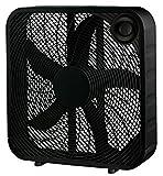 WP 20' BLK Box Fan
