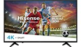 Hisense 2018 Model 55in Class 55H6E (54.6in diag.) 3840 x 2160 4K UHD Smart DLED TV with HDR (Renewed)