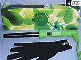 Herstyler Grande Green Hair Professional Curling Iron