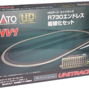 Kato USA Model Train Products HV1 UNITRACK R730mm Outer Oval Track 51ptp2jWZoL