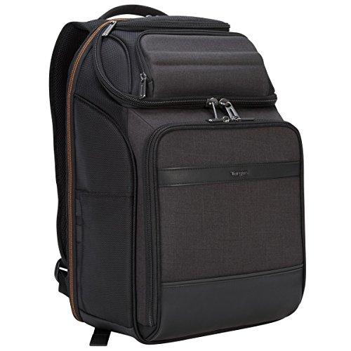 Targus CitySmart EVA Pro Checkpoint-Friendly Backpack for 15.6-Inch Laptop, Gray (TSB895)