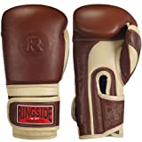 Ringside Heritage Genuine Leather Super Bag Boxing Training Sparring Gloves