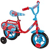 10' Huffy Marvel Spider-Man Boys' Pedal Cycle Bike with Training Wheels