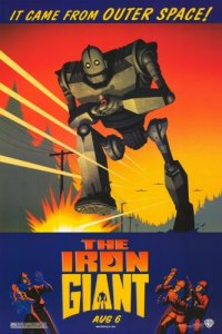 The Iron Giant Poster 2