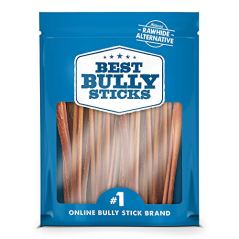 Best-Bully-Sticks-Odor-Free-Angus-12-inch-Bully-Sticks-24-Pack-Made-of-All-Natural-Free-Range-Grass-Fed-Angus-Beef-Hand-Inspected-and-USDAFDA-Approved