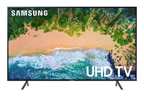 Samsung UN40NU7100FXZA Flat 40' 4K UHD 7 Series Smart LED TV (2018)