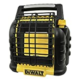 DEWALT DXH12B Portable Heater, Yellow