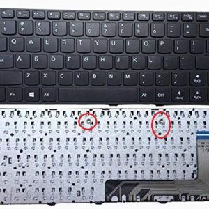 Laptop Keyboard for Lenovo IDEAPAD 110-14ISK E41-10 E41-15 E41-20 E41-25 (Black).US Version