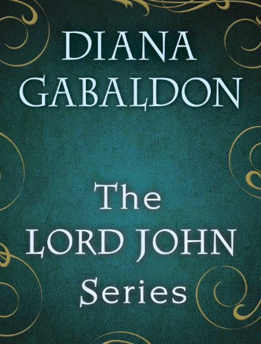 The Lord John Series 4-Book Bundle: Lord John and the Private Matter, Lord John and the Hand of Devils, Lord Johnand the Brotherhood of the Blade, The Scottish Prisoner (Lord John Grey) by [Gabaldon, Diana]
