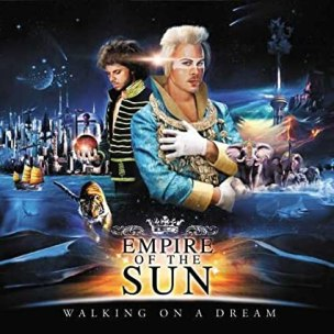 Walking On A Dream [Clear Vinyl]