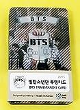 BTS BANTAN BOYS - TRANSPARENT PHOTO CARDS 25pcs [FAN GOODS] by BigHit Entertainment