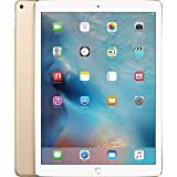 Apple iPad Pro (32GB, Wi-Fi, Gold) 12.9in Tablet (Renewed)