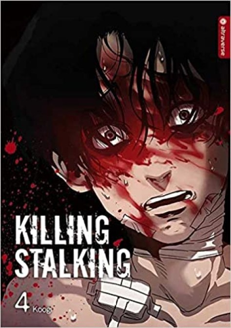 Amazon.com: Killing Stalking 04 (9783963583414): Koogi: Books