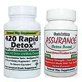 Bundle - 420 Rapid Detox plus Assurance Detox Boost - Rapid Cleanse
