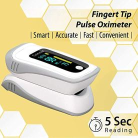 Mievida-Finger-Tip-Pulse-Oximeter-with-OLED-Display-and-Auto-Power-off-Feature
