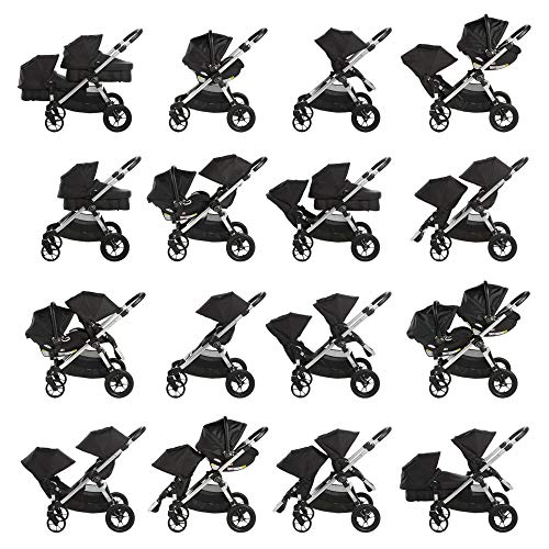 Baby Jogger City Select Double Stroller | Baby Stroller ...