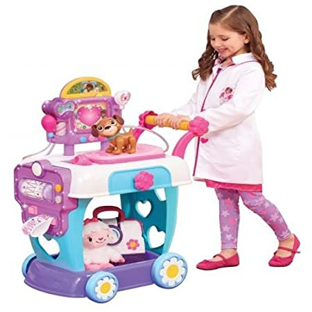 88df4e8eb39 ... Just Play Doc McStuffins Hospital Care Cart Toy