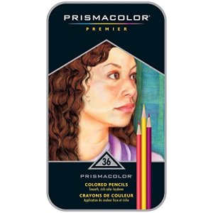Prismacolor Premier Colored Pencils, Soft Core