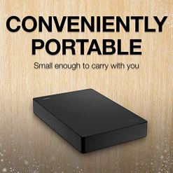 "51qJmY1a4dL - Seagate Expansion Amazon Special Edition 4TB External 2.5 ""Portable Hard Drive, Amazon Exclusive Edition"
