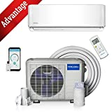 MrCool Advantage 12k BTU 19 SEER Ductless Heat Pump Split System 3rd Generation - Wall Mounted
