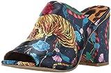 Iron Fist Women's Tiger Inside Heel Slide Pump, Multi, 9 Standard US Width US