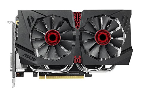 ASUS GeForce Strix-GTX1060-DC2O6GG OC Edition 6GB GDDR5 PCI-Express Graphics Card 87