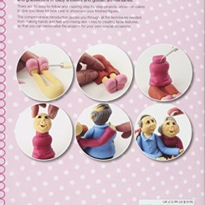 Fun Figures: Cute Character Cake Toppers for All Occasions 51qMqFETw3L