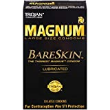 MAGNUM Bare Skin Condoms, 10ct