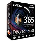 Cyberlink Director Suite 365 - Professional Video, Audio & Photo Editing
