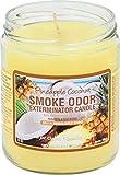 Smoke Odor Exterminator Candle, Pineapple & Coconut - 13 oz